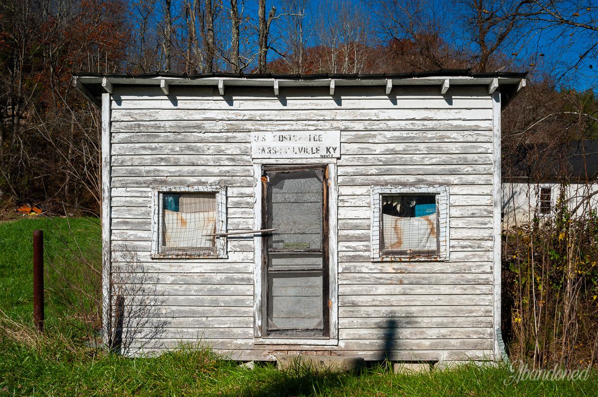 Marshallville Post Office