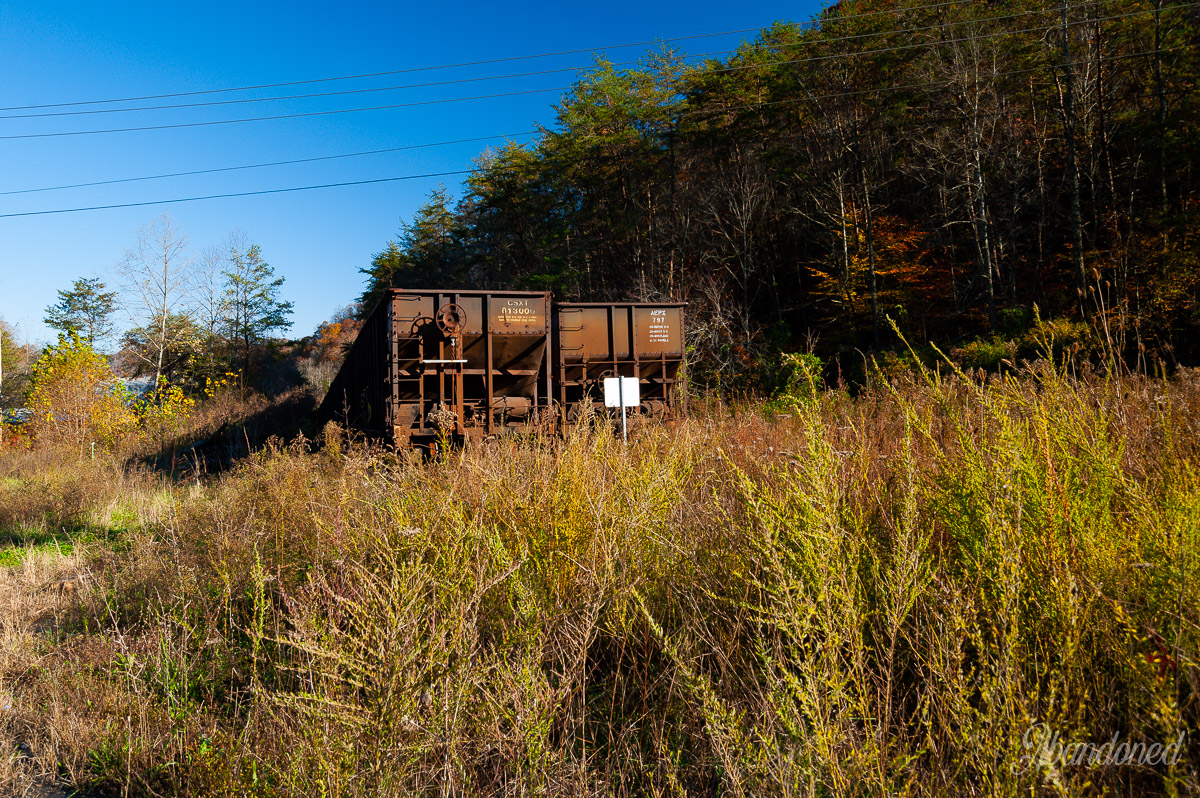Chesapeake & Ohio Railroad Dawkins Subdivision David