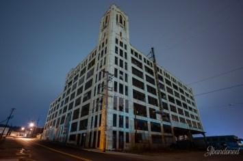 Crosley Radio Building