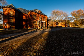 Mens Infirmary at Medfield State Hospital