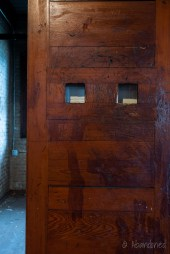 Tewksbury Hospital Well Worn Doors
