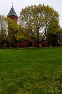 Medfield State Hospital Lee Chapel
