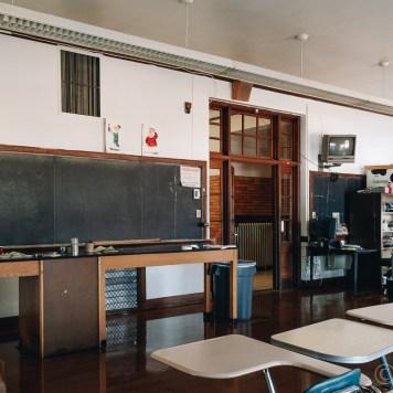 Ironton High School Classroom