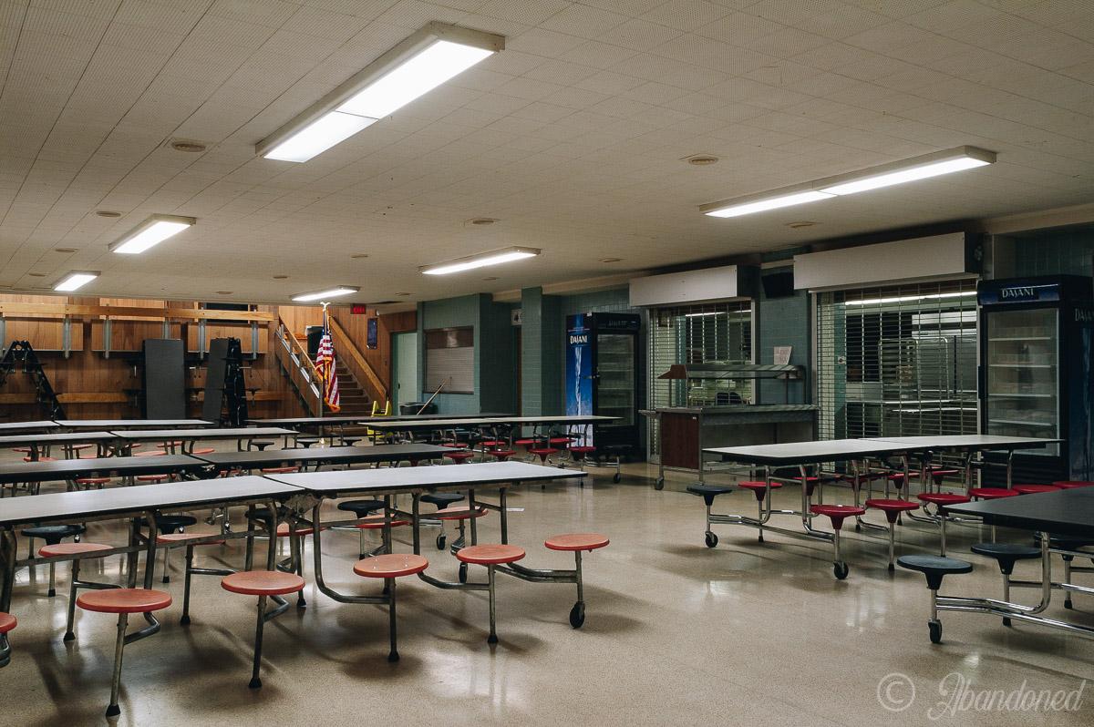 Ironton High School Cafeteria