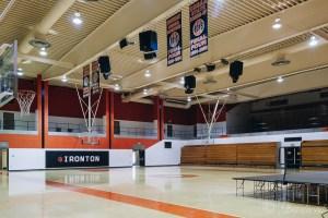 Ironton High School Gymnasium