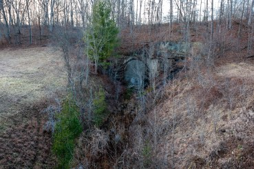 Hocking Valley Railway Eagle Tunnel