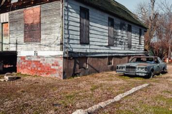 Abandoned Residence