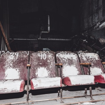 Gem Theatre Interior