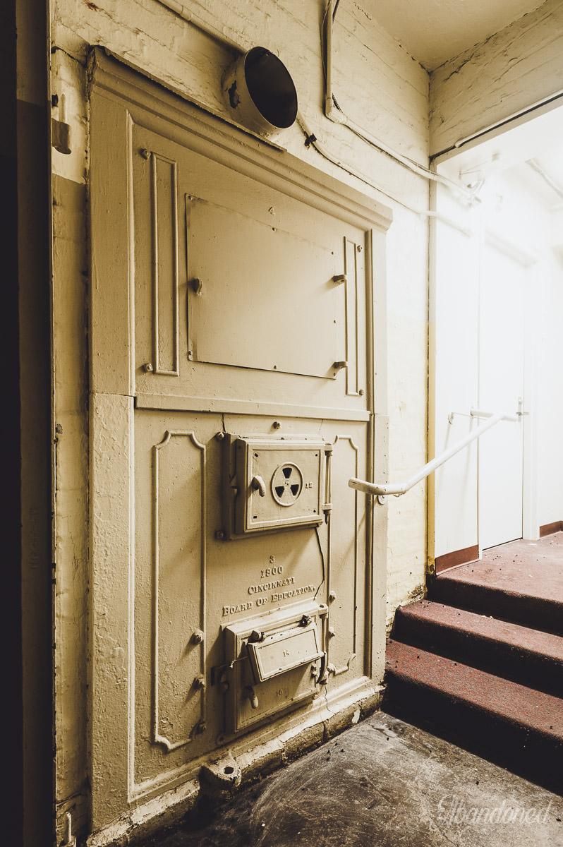 Windsor School Boiler
