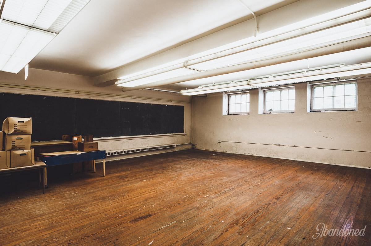 Windsor School Classroom