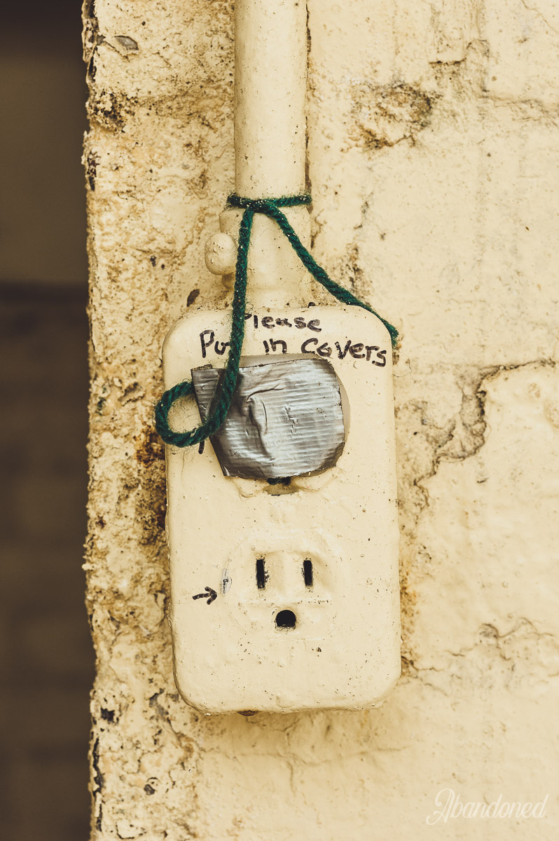 Windsor School Electrical Socket