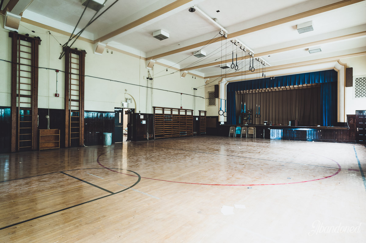Linwood Public School Gymnasium