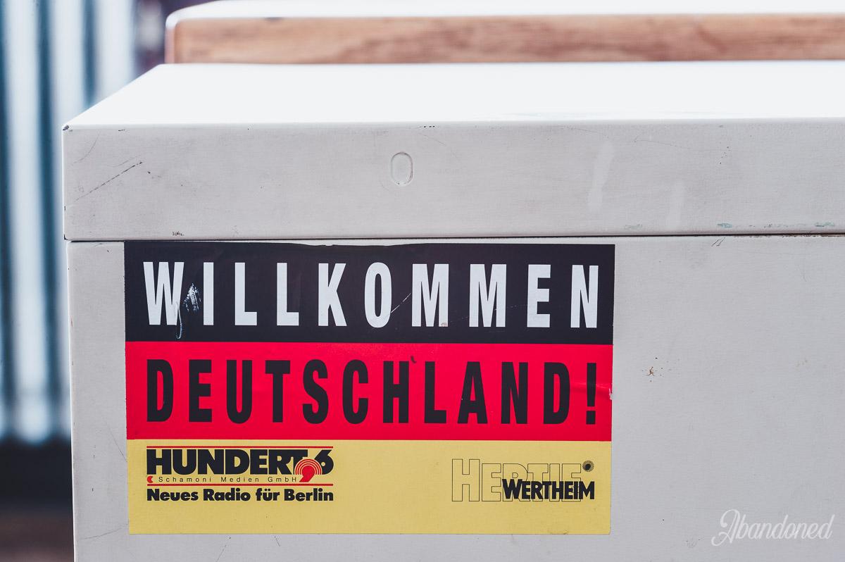 Fairview School German Language Bumper Sticker