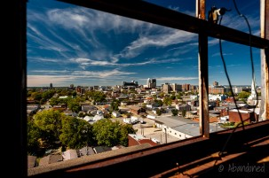 City of Louisville, Kentucky Skyline