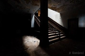 Blue Horizon Stairwell