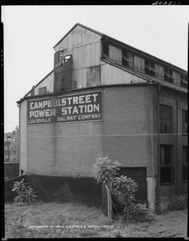 Campbell Street Power Station