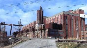 Paddy's Run Power Plant
