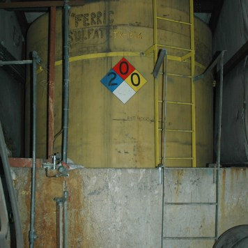 Buckeye Ordnance Works Tank