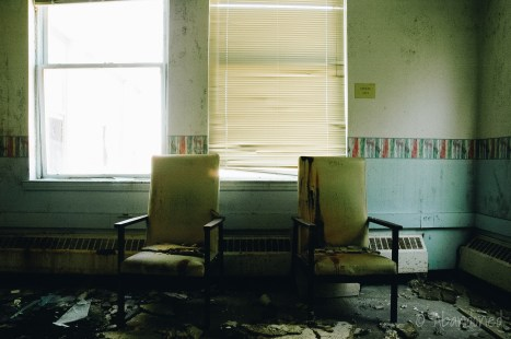 Mountain State Hospital Patient Chairs