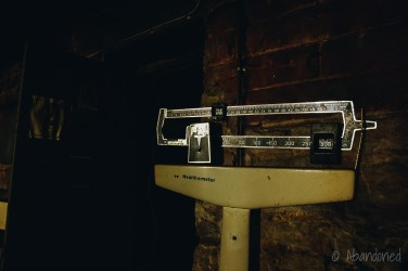 Mountain State Hospital Scale