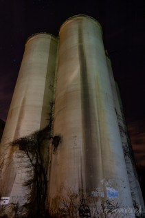 Alpha Portland Cement Company Silos