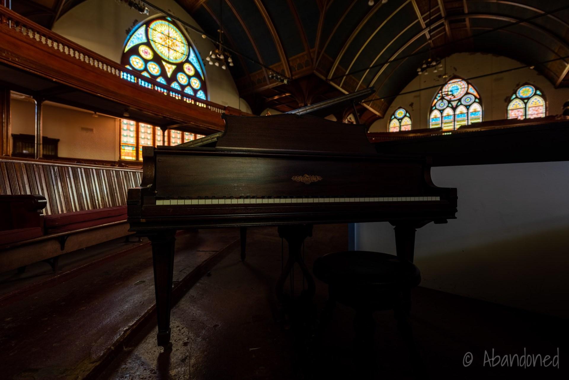 Sanctuary Piano