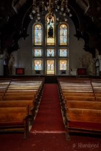 Abandoned Philadelphia Church