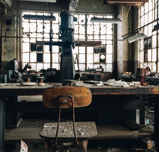 Industrial Workspace