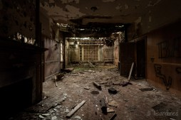 Uplands Deteriorated Interior Room