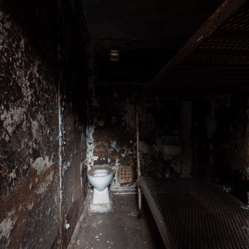 Ohio State Reformatory Typical Cell Interior