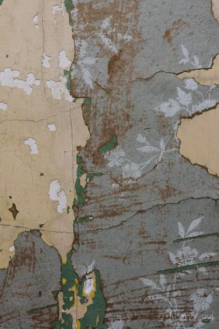 Ohio State Reformatory Wallpaper Detail