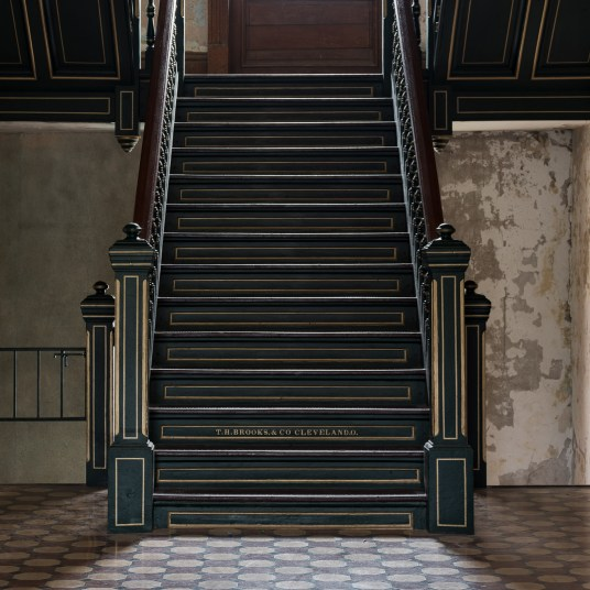 Ohio State Reformatory Staircase