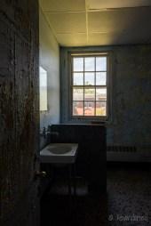 Medfield State Hospital Ward S Bathroom