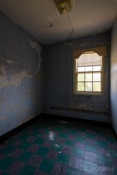Medfield State Hospital Ward S