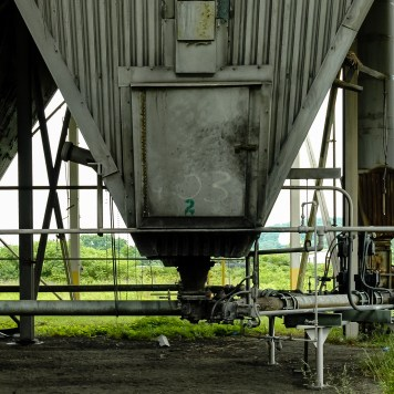 Buckeye Ordnance Works Power Plant Hopper
