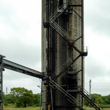 Buckeye Ordnance Works Power Plant Silo