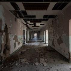 Trans-Allegheny Lunatic Asylum Hallway