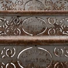 Trans-Allegheny Lunatic Asylum Ornate Staircases