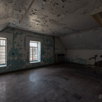 Trans-Allegheny Lunatic Asylum Typical Room