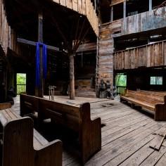 Horace Burgess's Treehouse Sanctuary