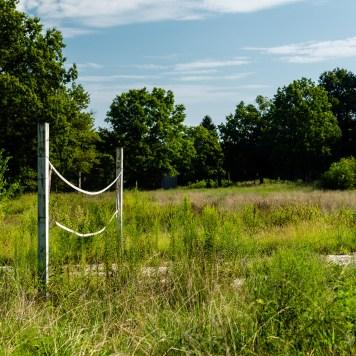 Abandoned Playing Fields