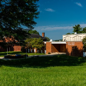 Robert H. Harvey College Center