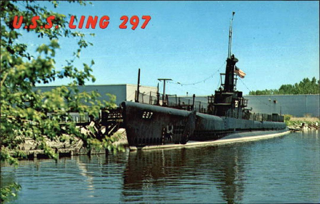 USS Ling