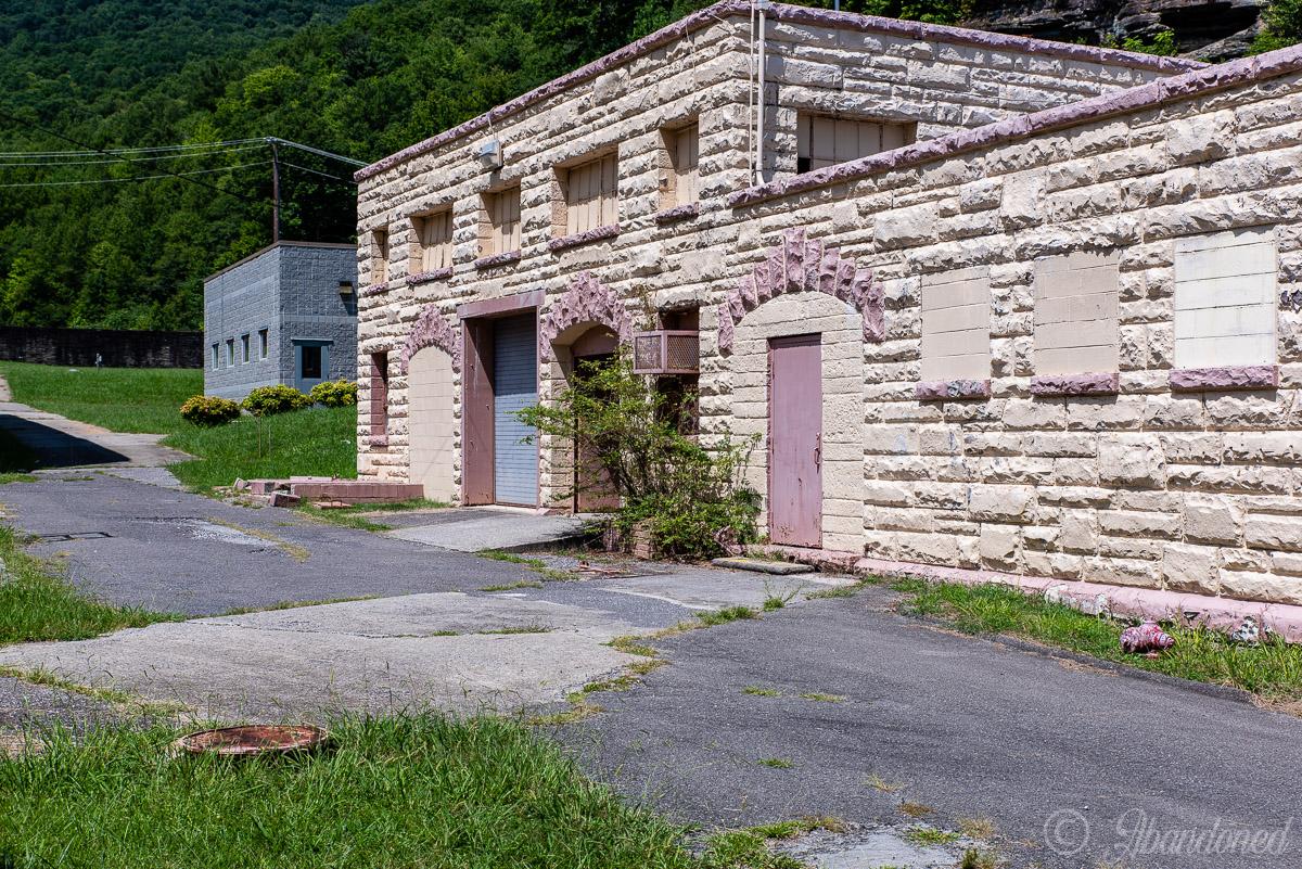 Laundry at Brushy Mountain State Penitentiary