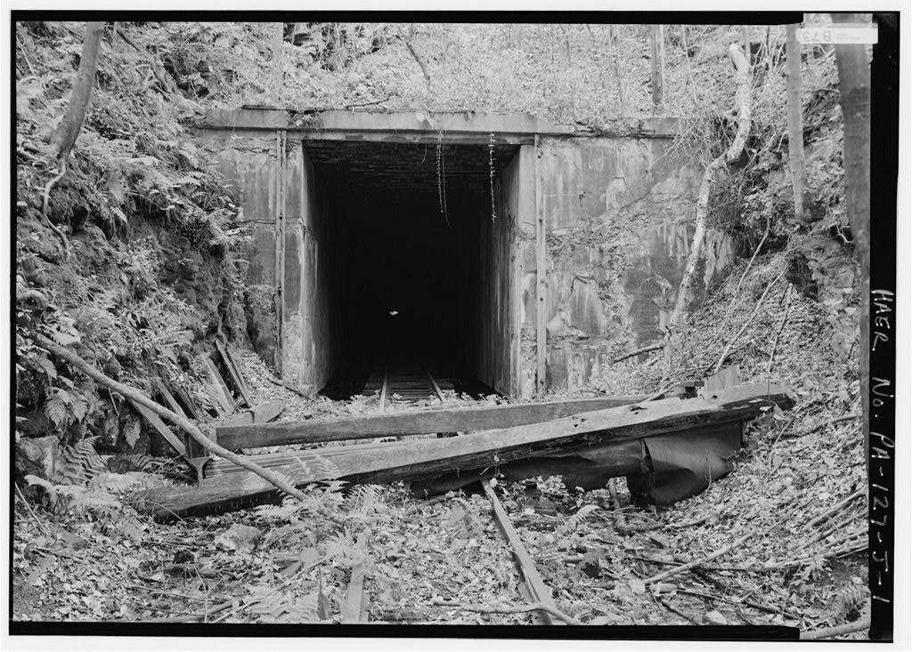 Wreys Hill Tunnel East Portal