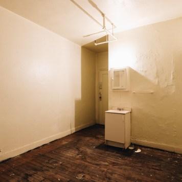 Dennison Hotel Room Interior