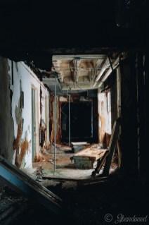 Hayswood Hospital Hallway