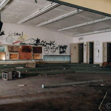 Mt. Sterling High School Classroom