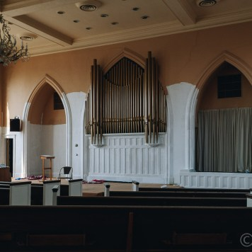 Mt. Sterling Baptist Church Sanctuary