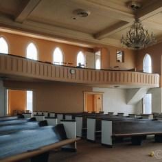 Mt. Sterling Baptist Church Sanctuary